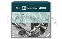Electrolux - Pulizia e manutenzione 3 in 1 - lavatrice e lavastoviglie (6 bustine) - 9029799187