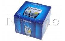 Sodastream - Scatola soda stream con 4 bicchieri bnl iconici - 8719128111537