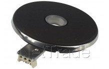 Universale - Kookplaat diam 145 mm 1500w thermostatisch 8mm ego - 121435617