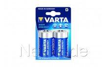 Varta high energy - lr20 - mn1300 - d -  bl. 2st - 4920121412