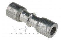 Universeel - Lokring alu.koppeling d=7.5mm  7.5nk-al-00 - NKA10075