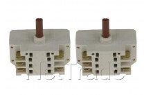 Whirlpool - Interruttore 7 posizioni modello piccola asse lungo - 481927328384