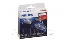 Philips - Scheerkoppen hq9s - smart touche  (blister per 3st) - HQ950