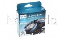 Philips - Testine di rasatura - sh70/70 - sensotouch 3d  shaver series 7000 (blister pro 3pcs) - SH7070