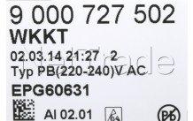 Bosch - Modulo - scheda di potenza  - progr. - 00658840