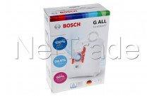 Bosch - Sacchetti aspirapolvere tipo g-multi marca - 17003048