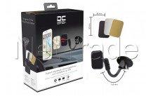 Erard - Supporto magnetico universale per smartphone o gps - 726155