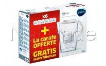 Brita - Fill & enjoy il pacchetto mezzo anno freddo bianco di marella - 1037743