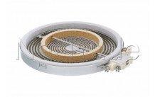 Bosch - Placca vetro doppia zona 23cm 2200/750w alt356260 - 00356260