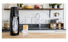 Sodastream spirit one touch nero - 1011811310
