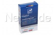 Bosch - Salvietta per la cura di superfici in acciaio inossidabile - 00312007