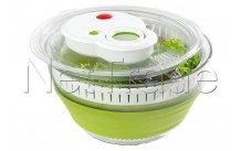 Emsa basic centrifuga per insalata, verde - 512992