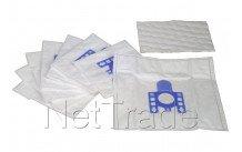 Miele - Stofzuigerzak model fjm poly     8 stuks + filter - 9917710