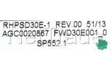 Bosch - Module - stuurkaart - 00656651