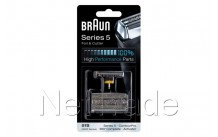 Braun - Combi pack-360 ° complete-51s- argento - 81387975