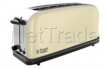 Russell hobbs - Colours classic cream long slot - 2139556