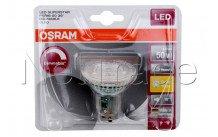 Osram - Led lamp - superstar  gu10  4,6w/827 230v blister - 4052899390171