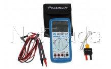 Peaktech - Multimetro digitale peaktech pt3335 + temperatura -40/1000 ° - P3335