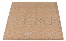 Ariston - Pizza steen -  360x345x10 fr - C00094374