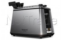 Hotpoint - Ultimate collection digital toaster 2 slot - TT22EUP0