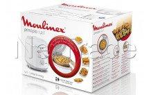 Moulinex - Friteuse principio 1.2l 1000w  0.6kg inhoud frieten - AF230170
