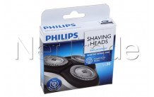 Philips - Testine di rasatura  - sh30 - shaver series 3000 -  blister 3pcs - SH3050