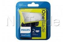 Philips - Griglia di rasatura -  oneblade qp220/55 - 2 pezzi - QP22050
