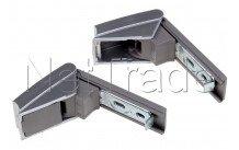 Liebherr - Kit fissaggio maniglia per porta di frigo - 2 pezzi - altern. - 9590190