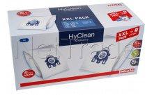 Miele - Xxl-pack sacchetto aspirapolvere hyclean 3d gn - 10408410