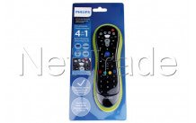 Philips - Afstandsbediening srp3014/10 (4 in 1) - SRP301410