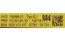 Bosch - Modulo -  scheda elettronico di commando - 00655545
