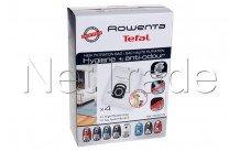 Rowenta - Sacchetto igienico + antiodore*4 - ZR200720