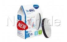 Brita - Pack 3 filtri per riempire e servire et fill & go vital - 1020107