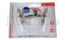 Wpro - Lamp dampkap - t25l e14 2 - 484000008834