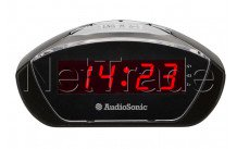 Audiosonic - Wekker rood display - CL1458