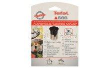 Tefal - Stc valvola nera autentica/pentola a pressione - 790076