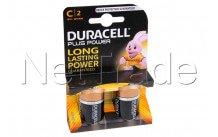 Duracell plus - mn1400 - lr14 - c - 1.5v - bl. 2st - MN1400