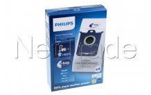 Philips - Sacchetto aspirapolvere orig sydney / mobilo classic s-bag / 4 pezzi - FC802103