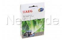 Aeg - Asba s-fresh profumatore aspirapolvere - crispy bamboo - 9001677823