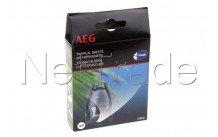 Aeg - Asba s-fresh profumatore aspirapolvere - tropical breeze - 9001677849