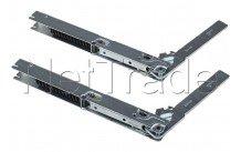 Miele - Cerniera porta forno - 2pz - 05980641