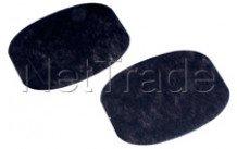 Nilfisk - Microstatisch filter  gs/gm 80/90 - ga70/gm80/gm90 - 11641000