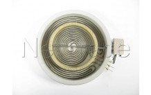 Whirlpool - Kookplaat hi-light  - 180/120mm - 1800/750w - 480121101742