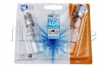 Electrolux - Lampada cappa -t25l e14 30w eco = 40w - set 2pz - 9029899987