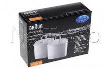 Braun - Acqua filtro brsc006 - BRSC006