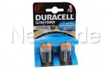 Duracell ultra - mx1400 - lr14 - c - 1.5v - bl.2st - MX1400