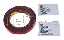 Miele - Kit di fissaggio per guarnizione di porta - 07625460