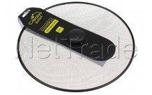 Crealys - Anti varicose coperchio diametro 29 cm con acciaio inox bachelite cap - 512741
