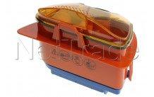 Seb - Contenitore polvere + filtro hepa (arancia) - RSRT9873