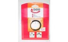 Seb - Afdichtingsrubber snelkookpan 3,5l - alu - diam 190mm - authentique / minute - 790135